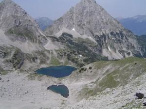 Coburger Hütte/Drachensee