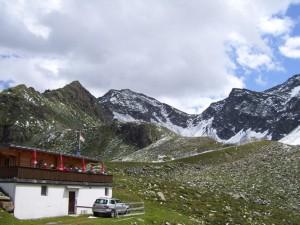 Dreiseen Hütte